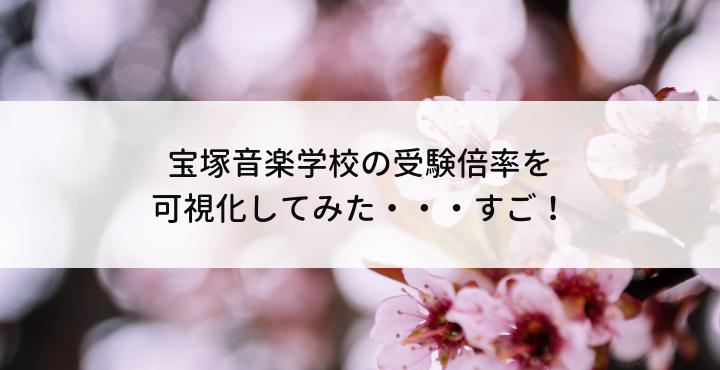 学校 宝塚 受験 音楽
